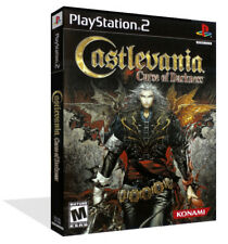 - Castlevania Curse Of Darkness PS2 Spare Game Box Case + Cover Art Work Only