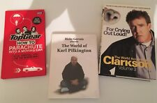 Top Gear,Karl Pilkington And Jeremy Clarkson Hardback Books