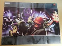 Villains Loki Dr Doom Magneto Galactus Red Skull Green Goblin by Alex Ross