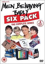 MEN BEHAVING BADLY Season 1-6 (Region 4) DVD The Complete Series Collection