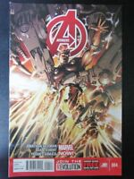 Avengers #4 - Marvel Comic # 3A78