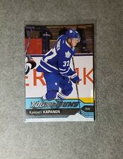 Kasperi Kapanen 2016-17 Young Guns UD Series 2 Rookie Card #452
