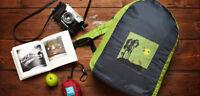 Onya Eco Travel Backpack  Bag Reusable Fold-able Backpack