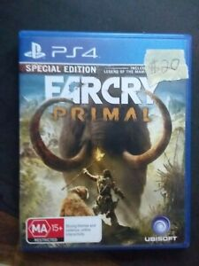 FarCry: Primal | PS4 | Complete | Free Post like new action rpg