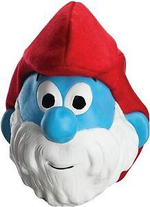 Rubie's Men's Adult Masks, Papa Smurf, Smurfs: The Lost Village