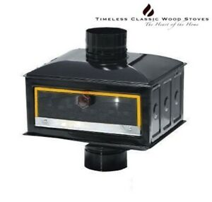 """Plus oven- Flue oven- Extra oven for combustion wood stove  6"""""""