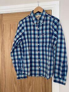 Hollister Mens Checked Shirt Medium