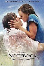 "THE NOTEBOOK MOVIE POSTER LOVE STORY RYAN GOSLING RACHEL MCADAMS (2004) 24""x36"""
