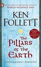 The Pillars of the Earth: A Novel [Kingsbridge] by Follett, Ken , Mass Market Pa