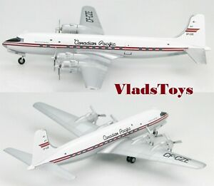 Hobby Master 1:200 DC-6 Canadian Pacific CF-CZE Empress of Toronto HL5005