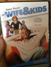 My Wife And Kids Season 1 region 1 DVD (Damon Wayans comedy tv series)