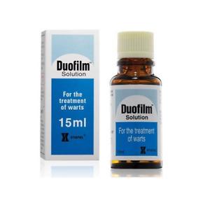 DUOFILM Remove Plantar Wart,Corn and Callus Salicylic Acid 15ml X 1