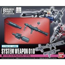 Bandai Builders Parts 1/144 System Weapon 010 Model Kit from Japan