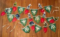 McDonald's A Bug's Life Store Display Sign 20' banner Disney Happy Meal Toys