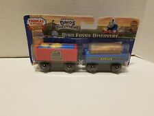 Thomas & Friends Wooden Railway NEW DINO FOSSIL DISCOVERY Train Engine Car
