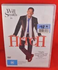 Hitch (DVD, 2005) Will Smith Free Postage Australia Wide R4