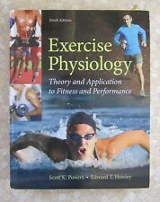 BN Exercise Physiology: Theory & App to Fitness by Powers,et al (2015,HC,9th Ed)