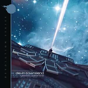 Devin Townsend - Devolution Series #2 - Galactic Quarantine (NEW CD+BLU-RAY)