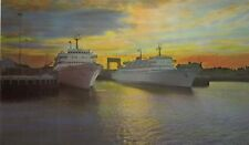 P&O Normandy Ferries French ferry LEOPARD and DRAGON