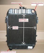 Kühler Wasserkühler Vollmetall, Opel Kadett B auch Coupe, Caravan, 1,1 L Motoren