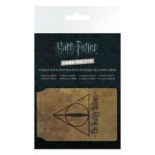 Harry Potter Travel Card Holder Wallet Deathly Hallows
