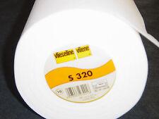 (7,78€/m²) 0,5m Vlieseline S320 90cm breit