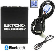 Adapter USB MP3 Aux Bluetooth Hands Free for Fiat