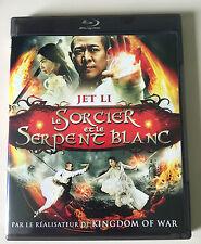 Le sorcier et le serpent blanc Jet Li Film en francais réalisat. Chinois Blu-Ray