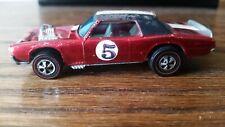 Vintage 1969 Hot Wheels Red Line   TNT-BIRD red#5