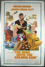 MAN WITH THE GOLDEN GUN, THE (1974) 28623   40x60 POSTER