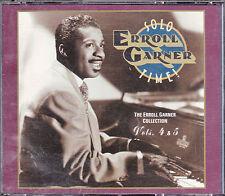 COFFRET 2 CD 31T ERROLL GARNER SOLO TIME BEST OF 1992 WEST GERMANY TBE