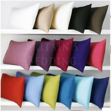 Pillow Cases Job Lot X 20 Pairs Egyptian Cotton 200 Thread Count Bargain Price