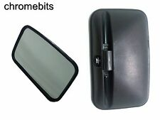 SIDE MAIN RECOVERY MIRROR 12''/7'' TRUCK LORRY FITS DAF MAN IVECO MERCEDES VOLVO
