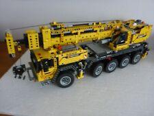 Lego Technik Technic 42009 - Schwerlastkran komplett mit Anleitung
