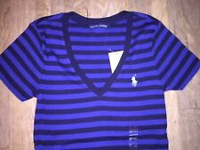 Ralph Lauren Cotton Casual Striped Tops & Shirts for Women