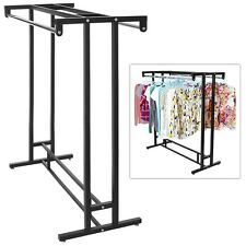 Clothes Rack Garment Rod Hanger Stand Closet Storage Organizer Display Sturdy