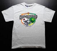 University of Oregon Ducks Auburn Tigers NCAA Football Shirt T Shirt 2011 BCS L
