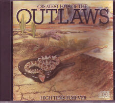 Outlaws High Tides Forever Greatest Hits CD