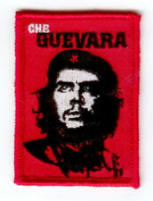 Ecusson Brodé PATCH Che Guevara che patches flag _THERMOCOLLANT_NEUF