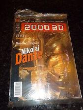 2000 AD Comic - PROG 1035 - Date 25/03/1997 - Original Plastic Cover/Free Poster