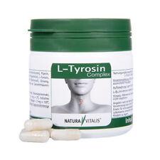 Natura Vitalis® L-Tyrosin Complex mit 120 Kapseln