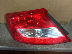 2012 2013 12-13 Honda Civic Coupe Tail Light Lamp Driver Side LEFT  33550TS8A01