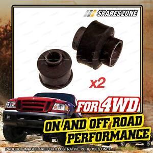 2 x Rear Shock Absorber / Strut Bush Kit for MAZDA BT-50 B3000 11/06-10/11