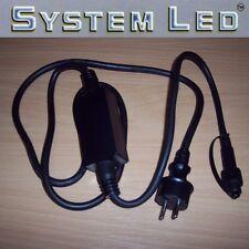 System LED Startkabel schwarz 1,8m für Lichterkette 465-28