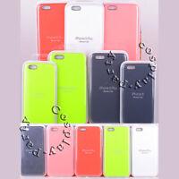 Original Apple Silicone iPhone 6 iPhone 6s & iPhone 6 Plus iPhone 6s Plus Case