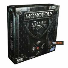 Monopoly Game of Thrones Board Game By Hasbro - 2-6 Players - 2019 Adult Edition