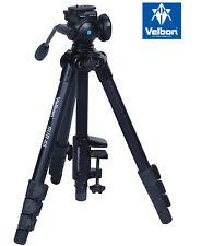 Velbon Professional SUB-65 3-in-1 Tripod Monopod Hide-Clamp Set for Camera