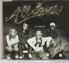(EW268) All Saints, All Hooked Up - 2001 CD