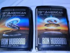 L. Ron Hubbard 19th American Advanced Clinical Course Lectures Vol 1 & 2 SEALED