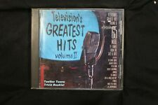 Various – Television's Greatest Hits, Volume II-  (C43)